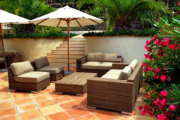 Bahçe Peysaj Ve Dekorasyon Fikirleri 5