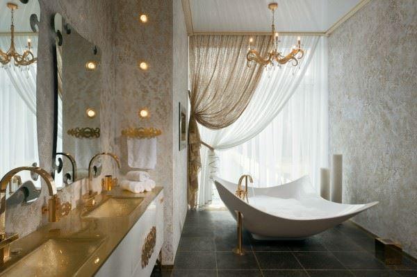 modern-luks-banyo-dekorasyonl