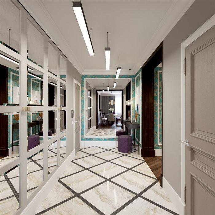 Art Deco Tarzı İç Dekorasyon Stili
