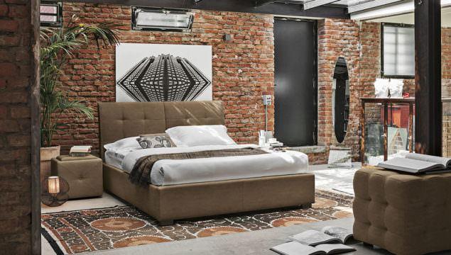 Modern İlgi Çekici Yatak Odası Dekorasyonları