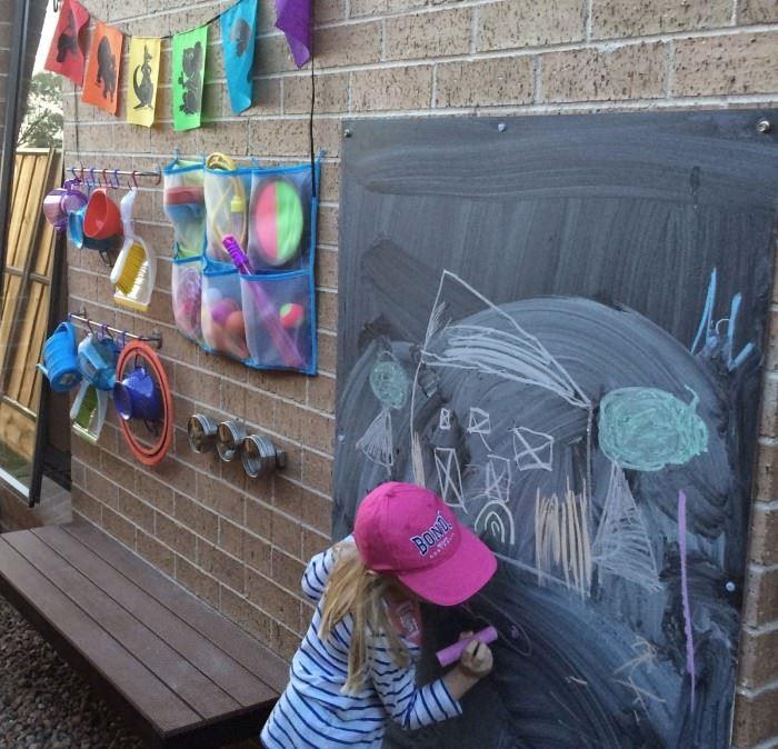 Çocuklar için Balkon Dekorasyon Fikirleri 14