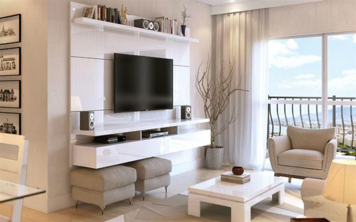 Duvara Montalanan Tv Ünite Modelleri 1
