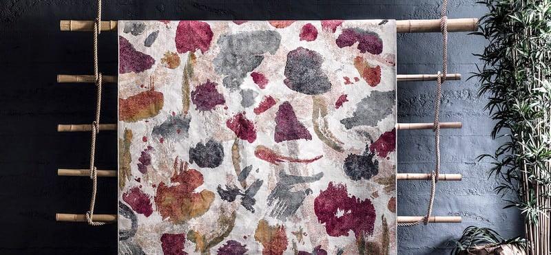 enza yazlık halı enza home halı - enza home paint hali - Enza Home Yeni Halı Koleksiyonu