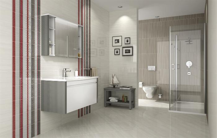 banyo seramik desenleri Çanakkale seramik yeni banyo fayansları - Degrade - Çanakkale Seramik Yeni Banyo Fayansları