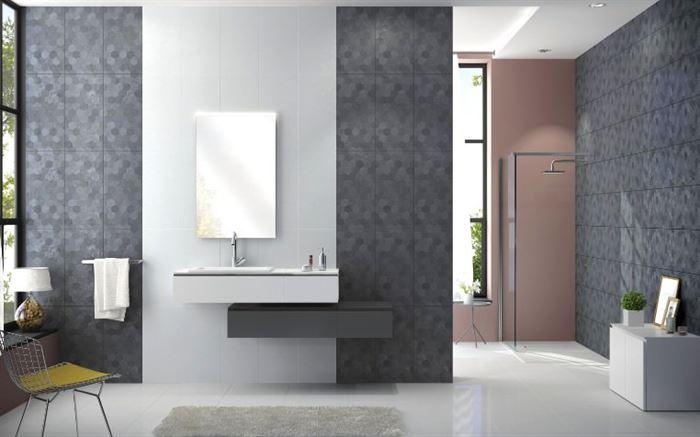 parke desenli fayans Çanakkale seramik yeni banyo fayansları - Grafen - Çanakkale Seramik Yeni Banyo Fayansları