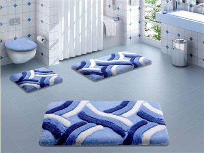 Dekoratif Banyo Paspas Modelleri 4