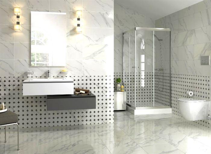 Çanakkale Seramik Yeni Banyo Fayansları 20