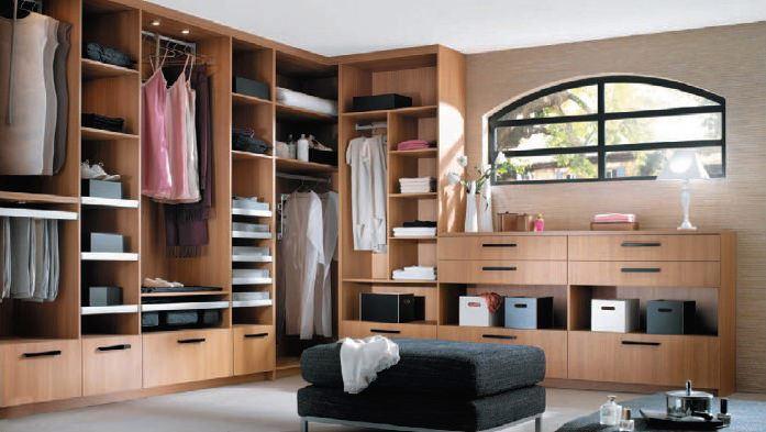 giyinme-odasi-dekorasyon-modelleri giysi dolapları ve giysi odası fikirleri