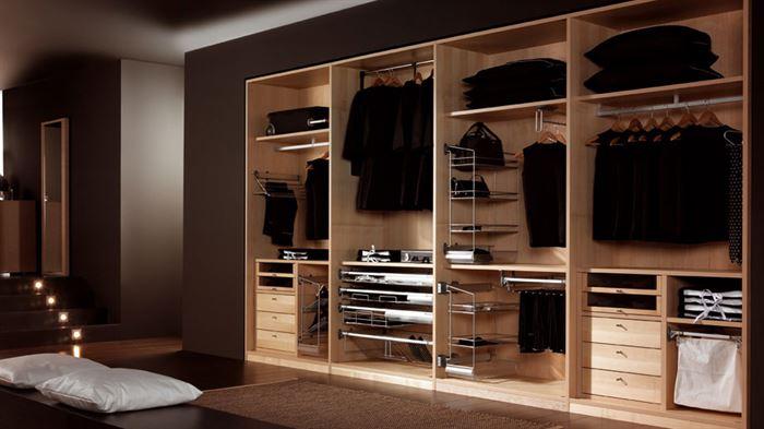 Giyinme Odası Önerileri giysi dolapları ve giysi odası fikirleri