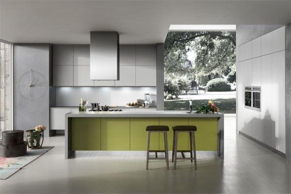 yeni tasarım mutfak tasarımları