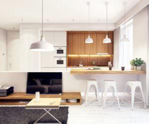 Büyük Mutfak Dekorasyon Fikirleri