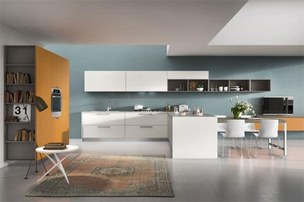 luks-buyuk-mutfak-dekorasyonu-9 büyük mutfak dekorasyon fikirleri - luks buyuk mutfak dekorasyonu 9 - Büyük Mutfak Dekorasyon Fikirleri