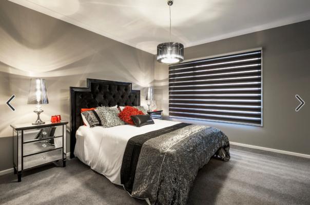 yatak odası duvarlarına dekoratif görünüm kazandırma - yatak odasi renk secimleri 604x400 - Yatak Odası Duvarlarına Dekoratif Görünüm Kazandırma