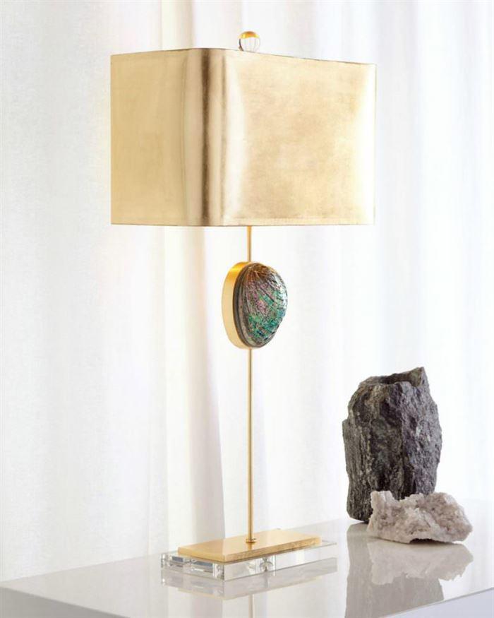 yatak odası abajur ve gece lambaları - Buffet Lamp