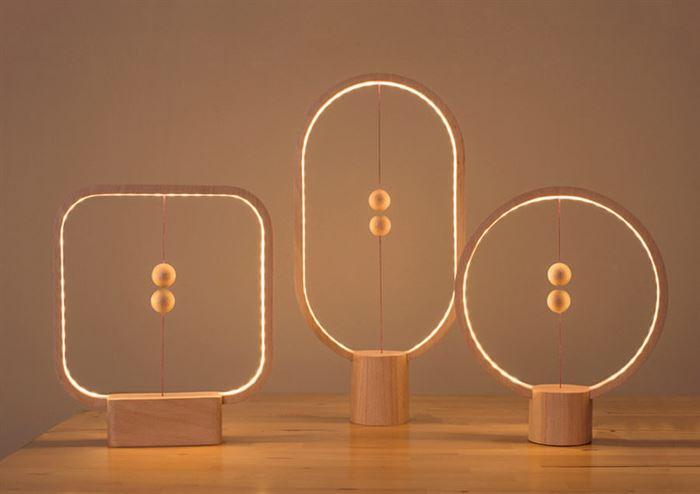 yatak odası abajur ve gece lambaları - Heng Balance Lamp Zanwen - Yatak Odası Abajur Ve Gece Lambaları