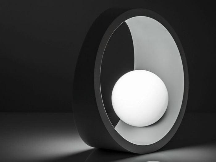 yatak odası abajur ve gece lambaları - Tenue LED aluminium table lamp - Yatak Odası Abajur Ve Gece Lambaları