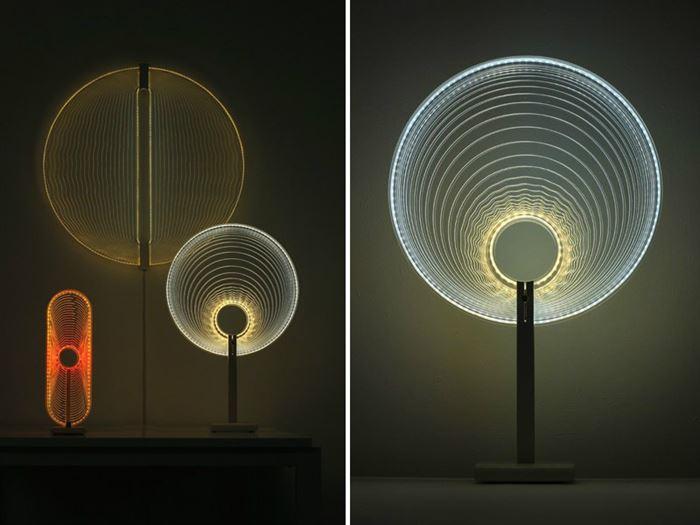 yatak odası abajur ve gece lambaları - Thanks for the Sun lamps Meijer Studio - Yatak Odası Abajur Ve Gece Lambaları