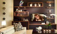 Yeni Tasarım Modern Duvar Raf Modelleri