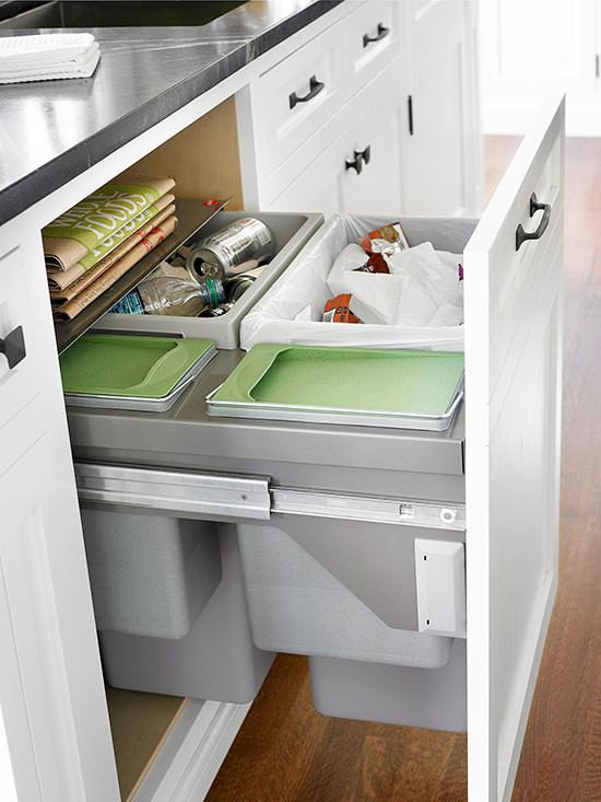 Mutfak Dolapları Nasıl Düzenlenir 18