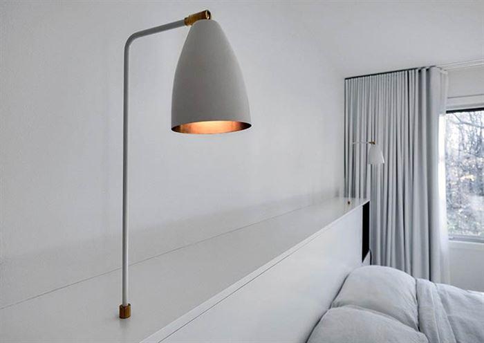 yatak odası abajur ve gece lambaları - yatak basi uzun gece lambasi - Yatak Odası Abajur Ve Gece Lambaları