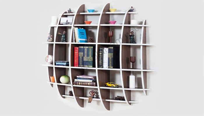 Dekoratif Kitaplık Modelleri