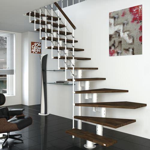 dekoratif merdiven