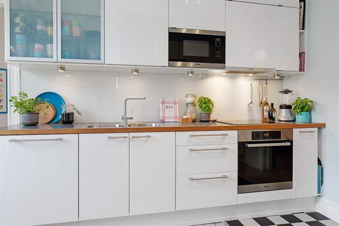 iskandinav mutfak modelleri