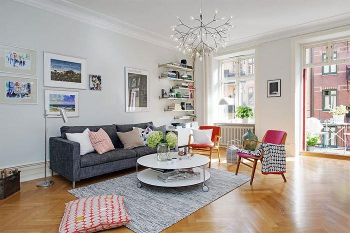 iskandinav mobilya dizaynı