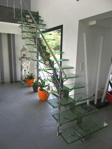 kaburga modeli merdiven