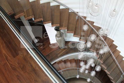 merdiven ahşap
