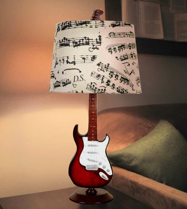 Müzik Temalı Dekorasyon Aksesuarları 10