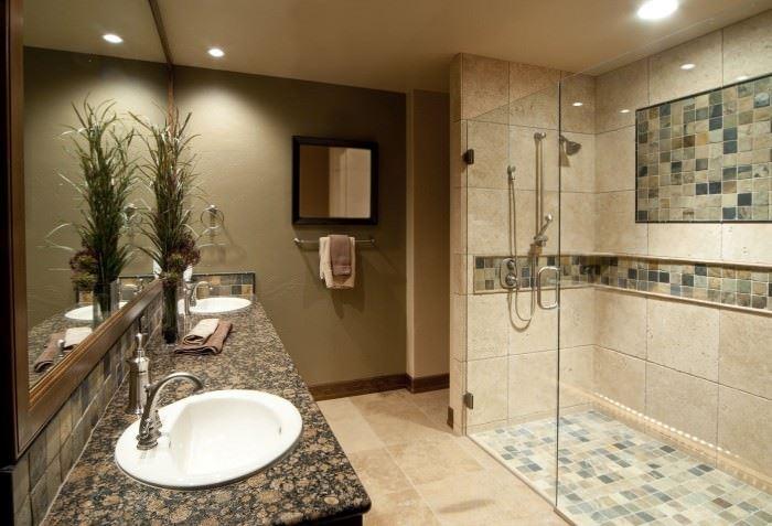 Banyo Duş Fayans Modelleri 9