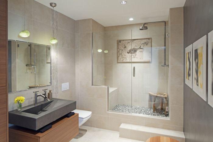 Banyo Duş Fayans Modelleri 12