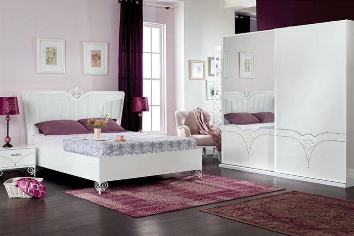 aldora mobilya yeni sezon yatak odası modelleri - barok yatak odasi - Aldora Mobilya Yeni Sezon Yatak Odası Modelleri