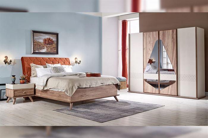 aldora mobilya yeni sezon yatak odası modelleri - bergamo yatak odasi - Aldora Mobilya Yeni Sezon Yatak Odası Modelleri