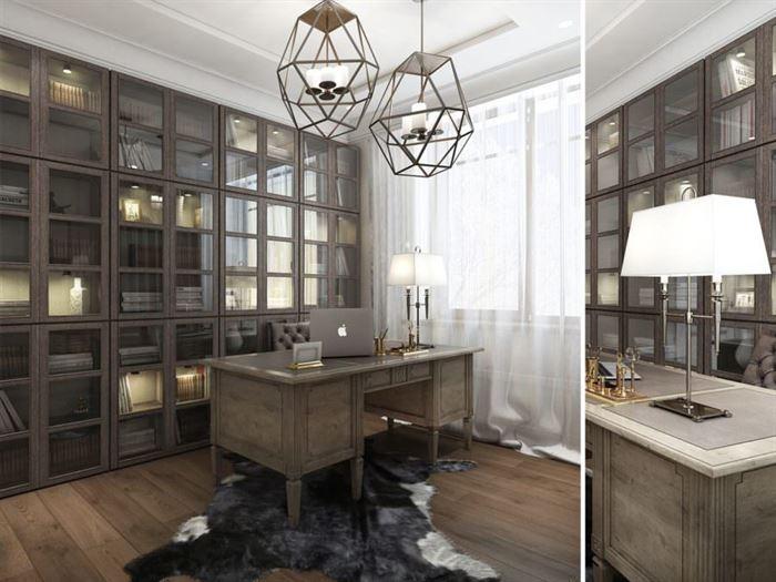 evde ofis ve Çalışma odası dekorasyonu - evde ofis ve calisma odasi dekorasyonu 1 - Evde Ofis Ve Çalışma Odası Dekorasyonu