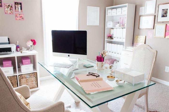 evde ofis ve Çalışma odası dekorasyonu