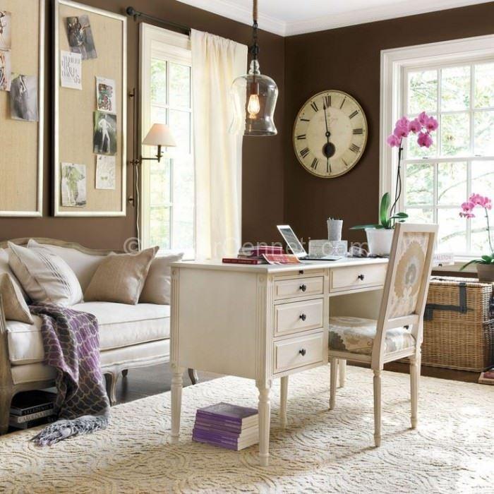 evde ofis ve Çalışma odası dekorasyonu - evde ofis ve calisma odasi dekorasyonu 5 - Evde Ofis Ve Çalışma Odası Dekorasyonu