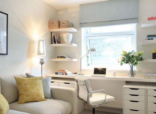 evde ofis ve Çalışma odası dekorasyonu - evde ofis ve calisma odasi dekorasyonu 8 - Evde Ofis Ve Çalışma Odası Dekorasyonu