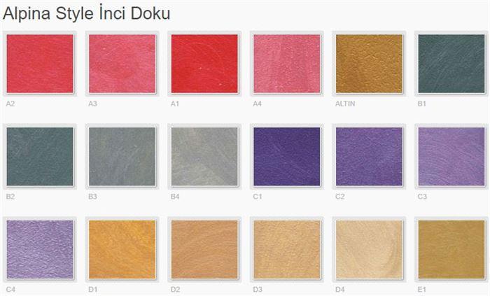 Filli Boya Yeni Sezon Dokulu Duvar Boya Renkleri 6