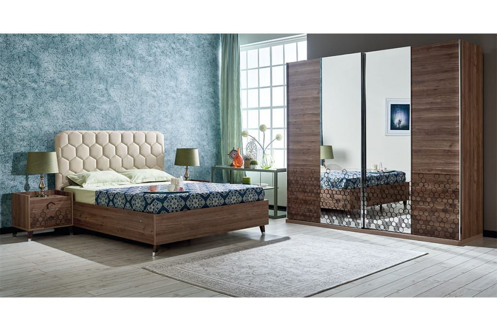 aldora mobilya yeni sezon yatak odası modelleri - lush yatak odasi - Aldora Mobilya Yeni Sezon Yatak Odası Modelleri