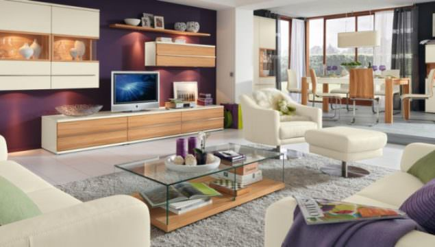 Oturma Odası Tv Ünite Modelleri