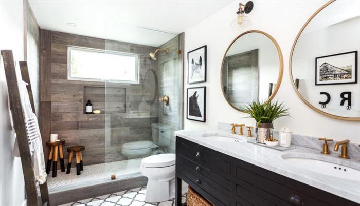 Banyo Dekorasyon Ve Tadilat Fikirleri 1