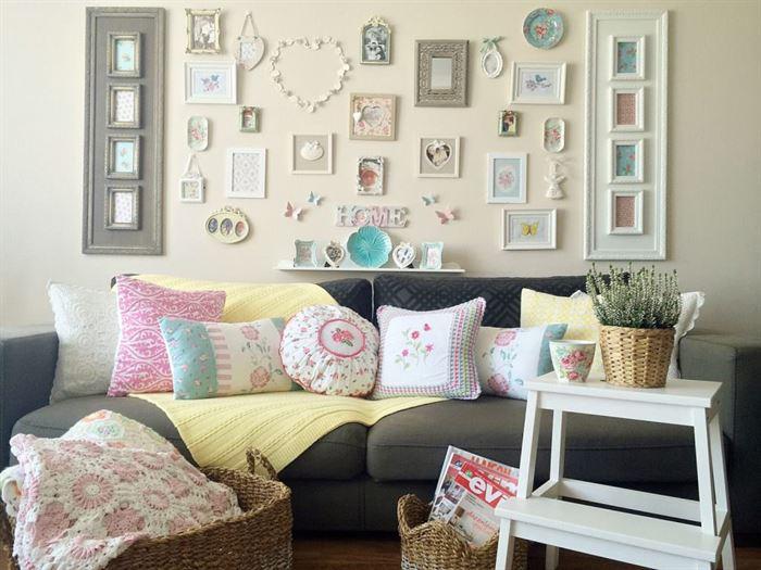 dekoratif duvar örnekleri