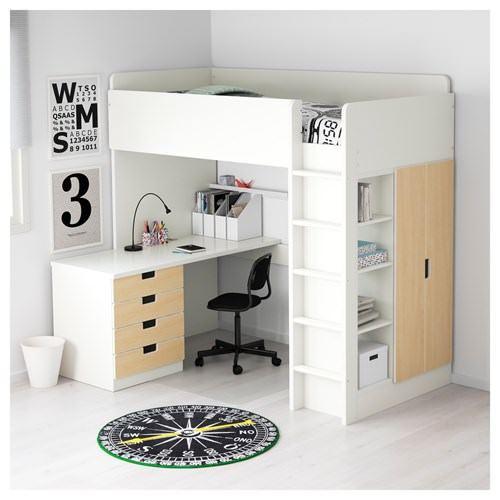 İkea yeni Çocuk odası ranza modelleri ve fiyatları - ikea cocuk odasi ranza modelleri 8