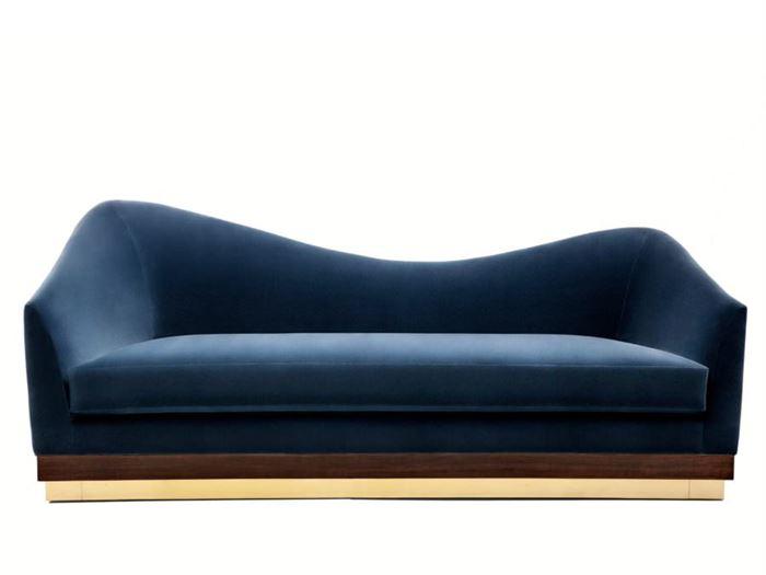 istanbul kadife kumaş kadife kumaş kaplı Üçlü kanepe modelleri
