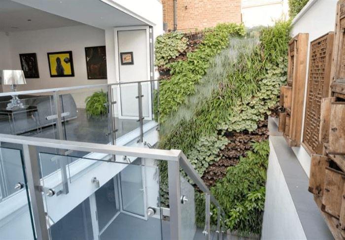 Duvarlar İçin Dikey Yeşillik Peysajı duvarlar İçin dikey yeşillik peysajı - koridor duvar bitki dekoru - Duvarlar İçin Dikey Yeşillik Peysajı