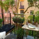 balkon düzenleme küçük balkonlar İçin güzel dekorasyon fikirleri - kucuk balkon guzel dekorasyon fikirleri 1 150x150