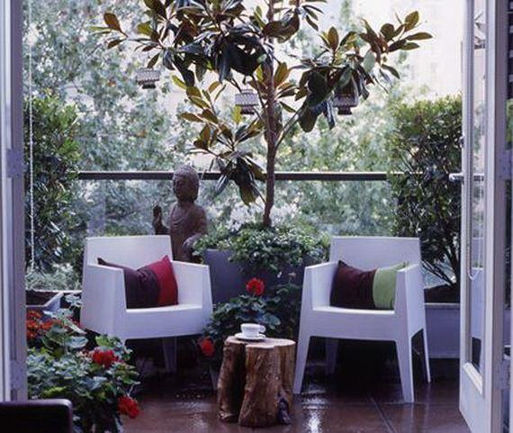 balkon sandalye