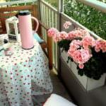 balkon çiçeklikleri küçük balkonlar İçin güzel dekorasyon fikirleri - kucuk balkon guzel dekorasyon fikirleri 15 150x150